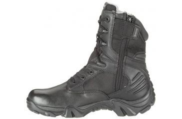 Bates Footwear GX-8 Gore-Tex Insulated Side Zip Boot, Black, M 08.0 040707828941