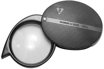 Bausch & Lomb Folding Pocket Magnifier 4x 81-23-54