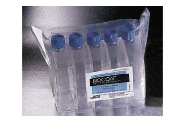 BD BioCoat Cellware, Collagen Type I, BD Biosciences 356649 Multiwell Plates 96-Well, Black/Clear