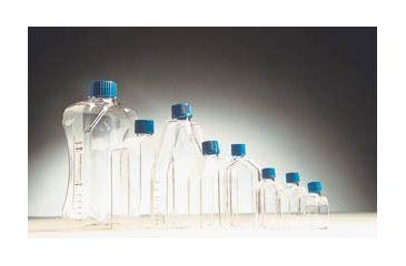 BD Falcon Tissue Culture Flasks, Sterile, BD Biosciences 355000 Canted-Neck Flasks