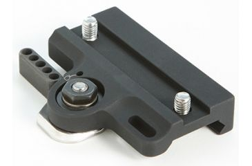 B.E. Meyers GBD-III Rail-Mount , This Is For Non-Aligned Rail-Mounting, Gray R14-WPNMNT