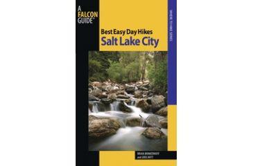 Bedh Salt Lake City 2nd, Brian Brinkerhoff, Publisher - Globe Pequot Press