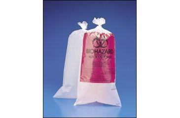 Bel-Art Bag Autocl Biohaz 24X36 100/PK F131620009
