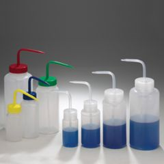 Bel-Art Bottle Wash Wm Grn Cap 250M F116280250, Pack