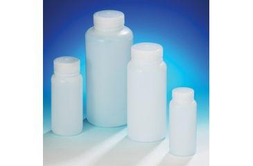 Bel-Art Bottle Wide Mouth Pe 16OZ PK12 F10625-0007, Pack of 12