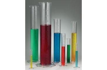 Bel-Art Cylinder Clear 10ML Tpx F286900000