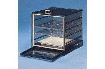 Bel-Art Dry-Keeper Medium Desiccator Cabinet, Tinted, SCIENCEWARE 420530001