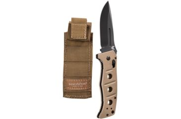 3-Benchmade 2750 Adamas Auto AXIS Folding Knife - 3.82in