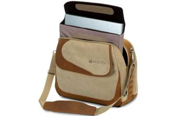 Beretta B1 One Briefcase Tan Bs78011983