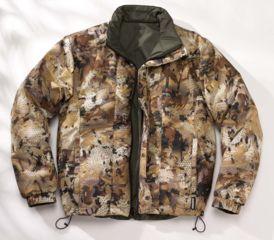 Beretta BIS Optifade Jacket, Optifade Camo, XXX-Large GUZ62218082GXXXL