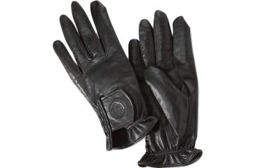Beretta Calfskin Shooting Gloves Black Gl18013299l