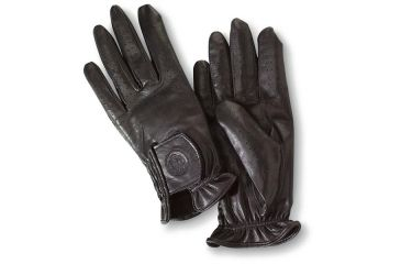 Beretta Calfskin Shooting Gloves Black GL18013299M