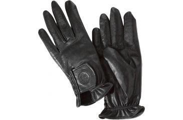 Beretta Calfskin Shooting Gloves Black Gl18013299s