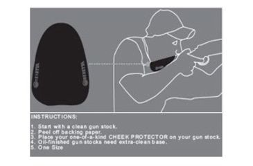 2-Beretta Cheek Protector