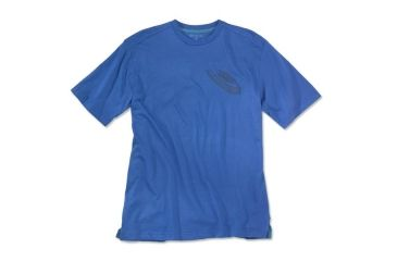 Beretta Mens Team T-Shirt, Blue, Large TS1872380560L