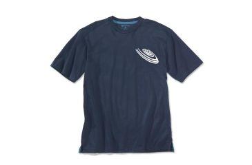 Beretta Mens Team T-Shirt, Navy, Large TS1872380504L