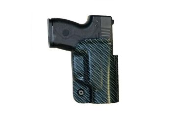 Beretta Nano Abs Cfb Belt Holster Carbon Fiber Look Left Hand, With Paddle Attachment G103CNPKLH