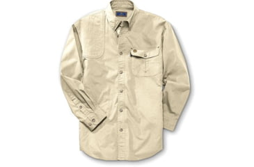 Beretta Shirt TM Shooting, Long Sleeve, Tan, Sm LU19756108S