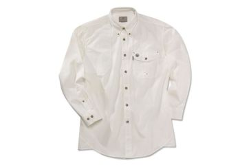 Beretta Shirt TM Shooting, Long Sleeve, White, XL LU19756101XL