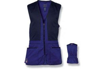 Beretta Trap Cotton Vest, Beretta Blue, 3XL GT4000740056