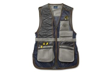 4-Beretta Two Tone Clays Championship Shooting Vest