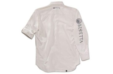 Beretta V-tech Shooting Shirt, Long Sleeve LT0975520100M