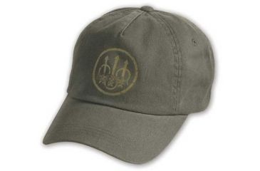 5-Beretta Washed Trident Hat