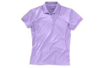 Beretta Womens Uniform Bamboo Polo Shirt, Lavander Aura, Large MD8372510319L