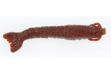 Berkley Gulp! Shrimp Bait, 3in., Rootbeer Gold 176431