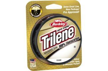 Berkley Trilene Fluorocarbon Professional Grade Filler Spool Line, 25 lb, 200 Yards, Clear 179157