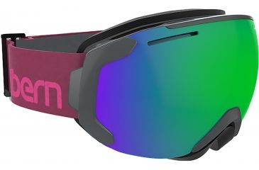 6c3aa159062 Bern Juno Goggles - Women s-Fuchsia-Green Blue Light Mirror