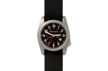 ce509effee0 Bertucci Watches A-2T Original Classics Watch with Black dial Titanium  Case