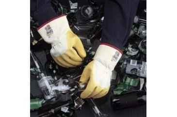 Best Manufacturing Glove Insulated Gauntlt PK12PR 95NFW-10
