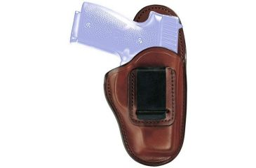 Bianchi 100 Professional Holster - Plain Tan, Right Hand 19832