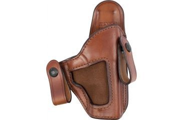 Bianchi 120 Covert Option Holster - Russet, Right Hand 23870