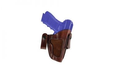 Bianchi 120 Covert Option Holster - Russet, Right Hand 23868