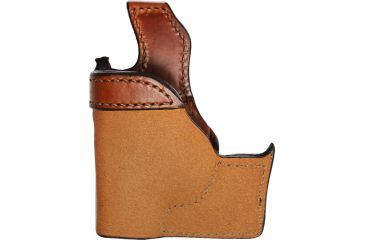 Bianchi 152 Pocket Piece Holster, Plain Tan, Left Hand - Ruger LCP .380 ACP - 25203