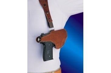 8-Bianchi 215 Hawk Shoulder Holster - Suede, Left Hand 15552