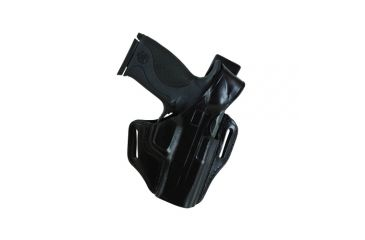 Bianchi 56 Serpent Holster for Glock 19, 23, 32 - Black, Right Hand