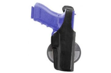 Bianchi 59 Special Agent Holster, Plain Black, Right Hand - Sig P230 & Similar - 19122