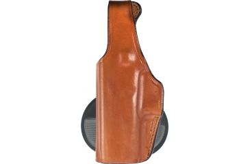 Bianchi 59 Special Agent Holster - Plain Tan, Left Hand - Glock 36 - 19767
