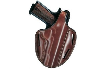 Bianchi 7 Shadow II Holster - Plain Tan, Left Hand 18639