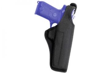 Bianchi 7105 AccuMold Cruiser Duty Holster - Black, Right Hand 18420