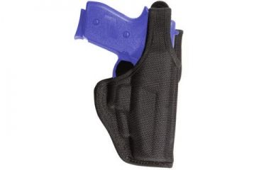 Bianchi 7120 AccuMold Defender Duty Holster - Black, Right Hand 18778