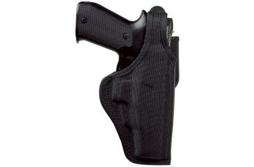 Bianchi 7125 AccuMold Enforcer SLR Duty Holster - Black, Left Hand 19651