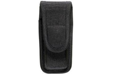 Bianchi 7303 AccuMold Single Mag/Knife Pouch - Black, 17426