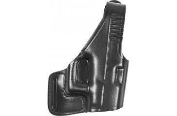 Bianchi 75 Venom Holster, Plain Black, Right Hand - Glock 17/19 - 24048