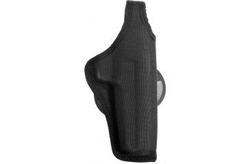 Bianchi 7500 AccuMold Paddle Holster Black, Right Hand