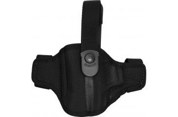 Bianchi 7506 AccuMold Belt Slide Holster - Black, Left  17865