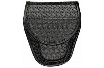 Bianchi 7900 Covered Cuff Case - Plain Black, Hidden 22062